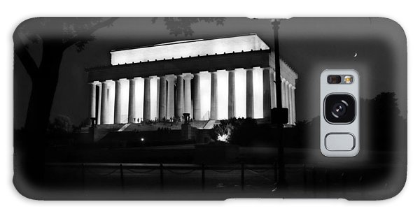 Night At The Lincoln Memorial Galaxy Case