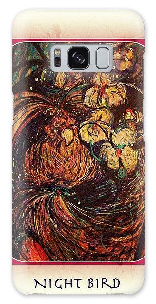 Night Bird Galaxy Case by YoMamaBird Rhonda