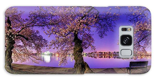 Night Blossoms 2014 Galaxy Case