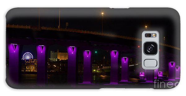 Night Bridge Galaxy Case