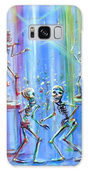 Night Club Galaxy Case by Heather Calderon