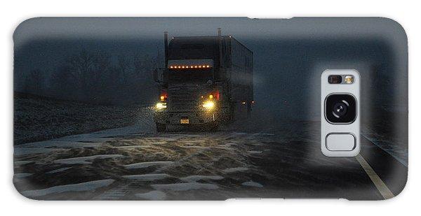 Night Driver Galaxy Case