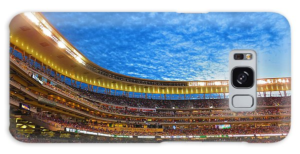 Night Game At Target Field Galaxy Case