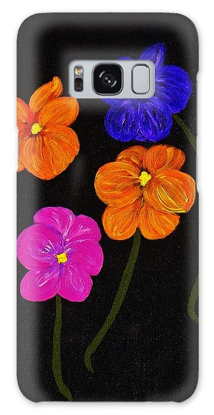 Night Glow Galaxy Case by Celeste Manning