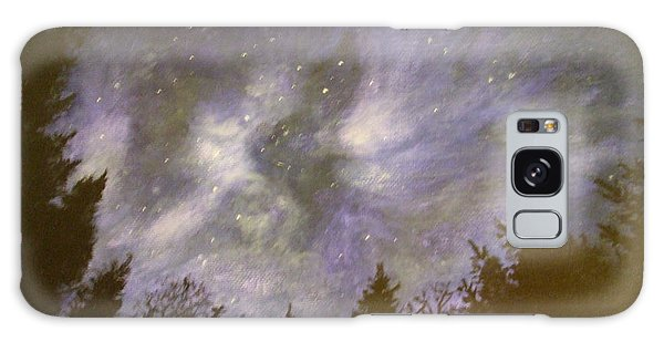 Night In The Forrest Galaxy Case