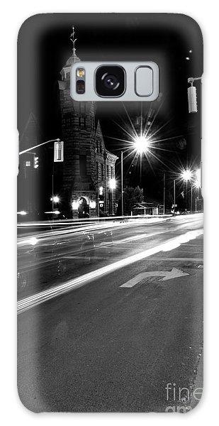 Galaxy Case - Night Life by Cheryl Baxter