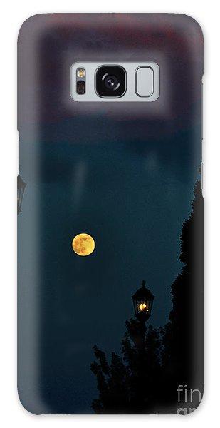 Night Lights Galaxy Case