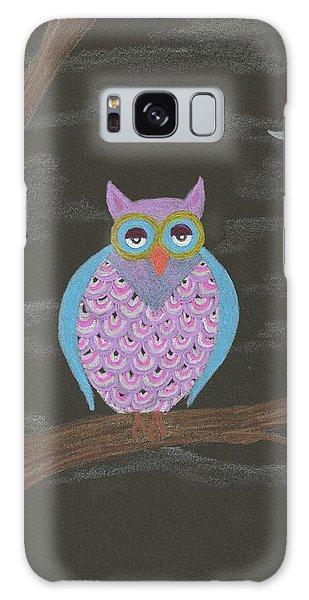 Night Owl Galaxy Case