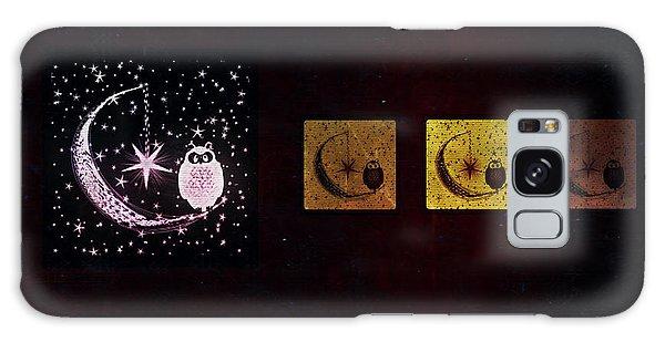 Night Owls Galaxy Case