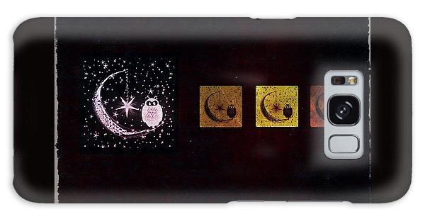 Night Owls Galaxy Case by Sherry Flaker