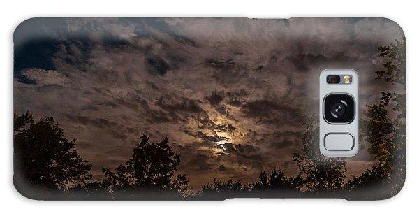 Night Sky - Autumn 1 Galaxy Case