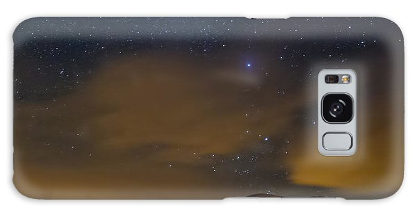 Night Sky Galaxy Case by Beverly Parks