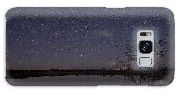 Night Sky Reflection Galaxy Case