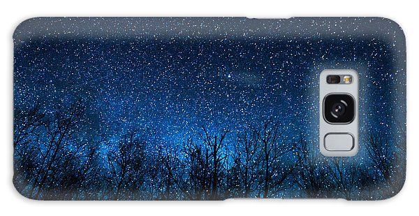 Night Stars Galaxy Case