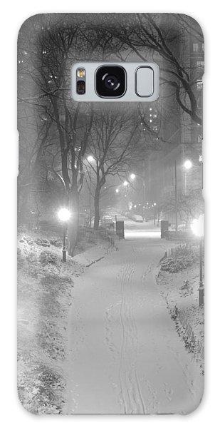 Night Storm New York Galaxy Case by Dave Beckerman