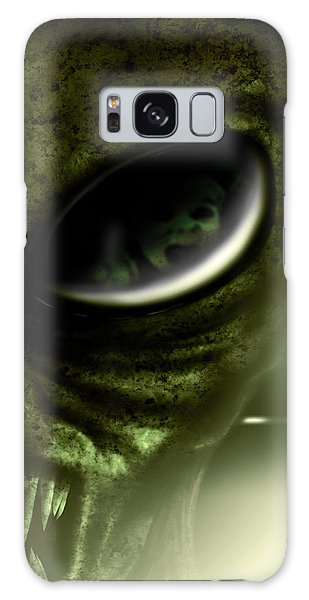 Night Terrors Galaxy Case
