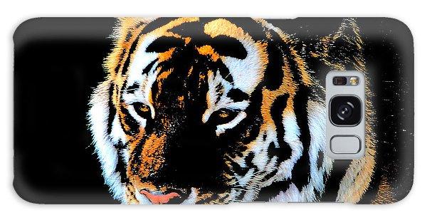 Night Tiger Galaxy Case
