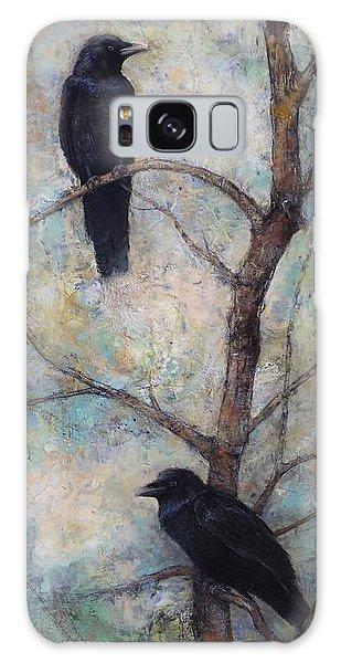 Night Watch -  Ravens Galaxy Case