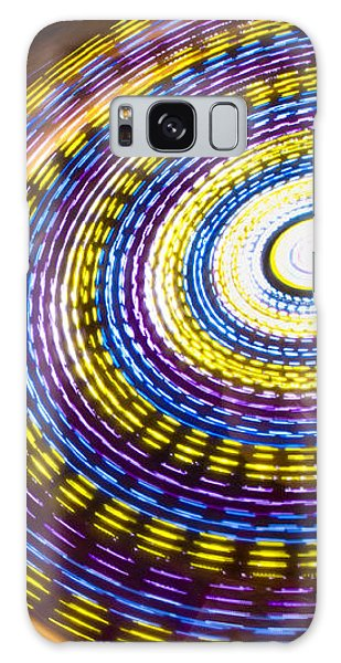 Night Zipper Galaxy Case