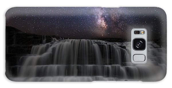 Nightfall Galaxy Case by Aaron J Groen
