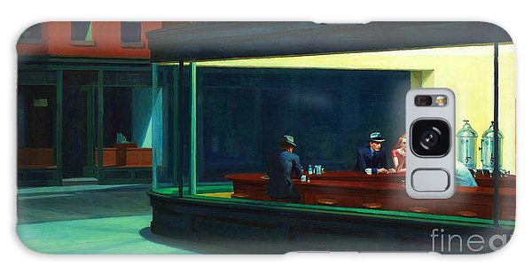 Nighthawks Galaxy Case