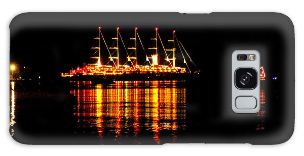 Nightlife On The Water Galaxy Case