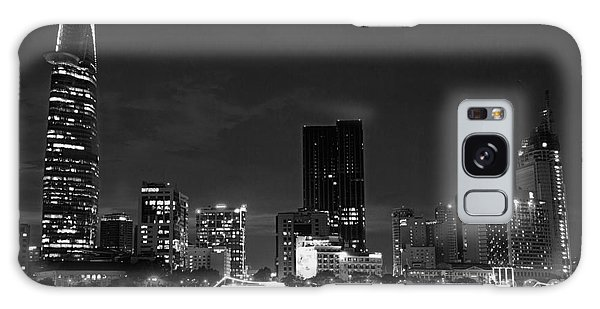 night Ho Chi Minh city Galaxy Case