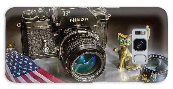 Nikon F Galaxy Case