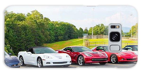 Nine Corvettes Is A Team Galaxy Case
