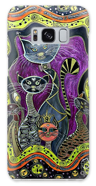 Nine Lives     Galaxy Case