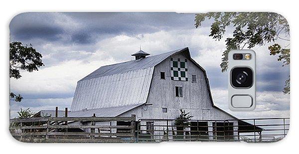Nine Patch Quilt Barn Galaxy Case