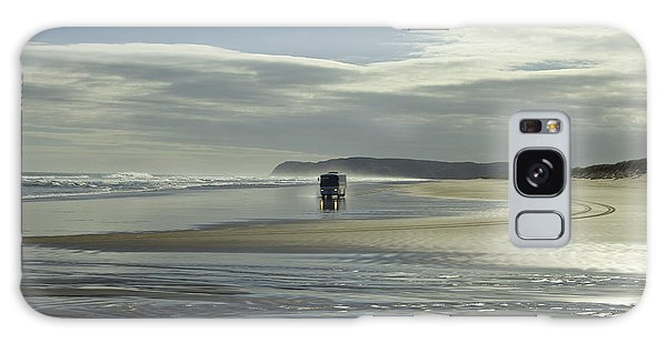 Ninety Mile Beach New Zealand Galaxy Case