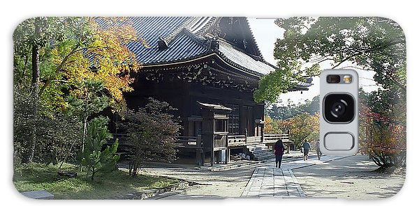 Kansai Galaxy Case - Ninna-ji Temple Compound - Kyoto Japan by Daniel Hagerman