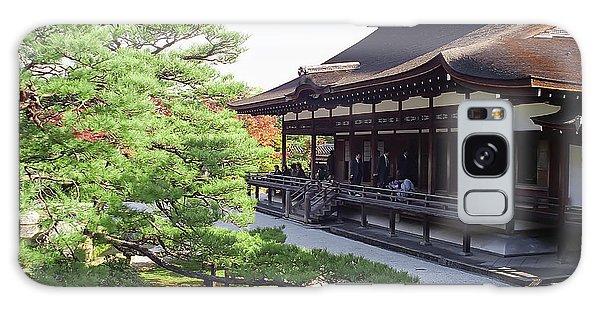 Kansai Galaxy Case - Ninna-ji Temple Garden - Kyoto Japan by Daniel Hagerman