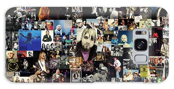 Nirvana Collage Galaxy S8 Case