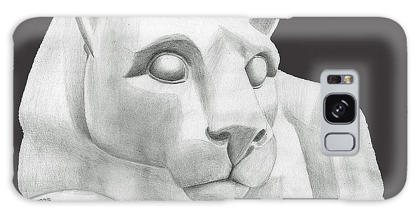 Nittany Lion Statue Galaxy Case