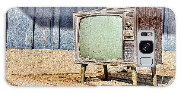 No Channel Surfing - Tv By Diana Sainz Galaxy Case