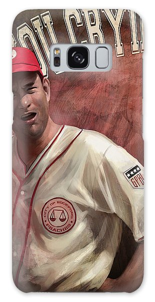 No Crying In Baseball Galaxy Case