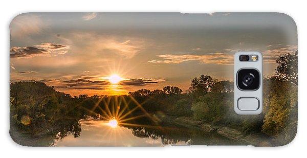 Mississippi Sunset Double Starburst Galaxy Case