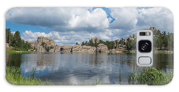 Sylvan Lake South Dakota Galaxy Case