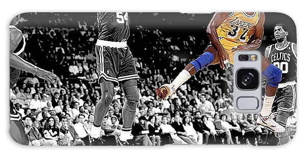 No Look Pass Galaxy Case by Brian Reaves