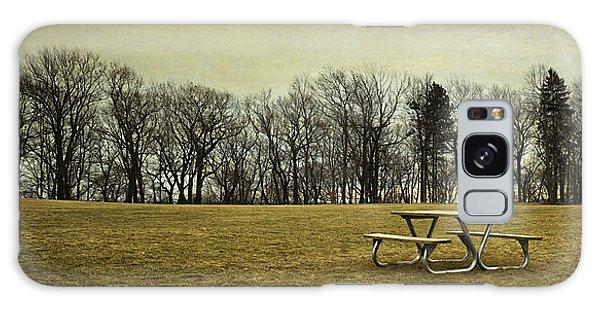 Picnic Table Galaxy Case - No More Picnics by Scott Norris