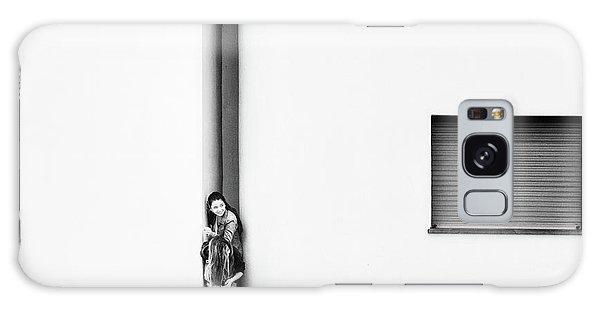 Hiding Galaxy Case - No Secret Hideout by Laura Mexia