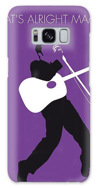 Elvis Presley Galaxy Case - No021 My Elvis Minimal Music Poster by Chungkong Art