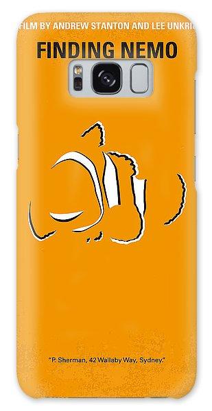 Fish Galaxy S8 Case - No054 My Nemo Minimal Movie Poster by Chungkong Art