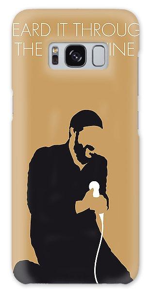 Knight Galaxy Case - No060 My Marvin Gaye Minimal Music Poster by Chungkong Art