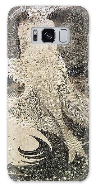 The Mermaid Galaxy Case by Sidney Herbert Sime
