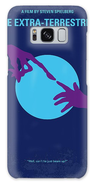 Outer Space Galaxy Case - No282 My Et Minimal Movie Poster by Chungkong Art