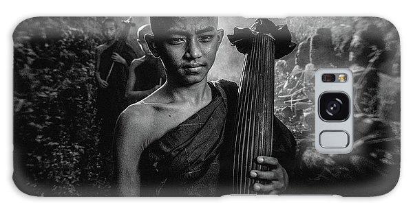 Buddha Galaxy Case - No.43 by Adirek M