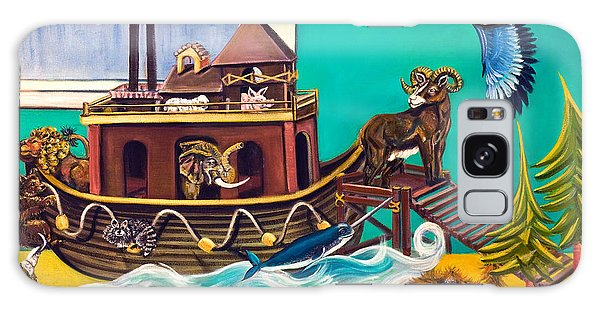 Noah's Ark Second Voyage Galaxy Case